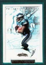 2002 Fleer Showcase #40 Correll Buckhalter