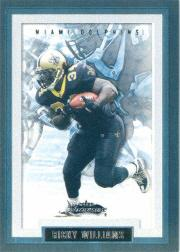 2002 Fleer Showcase #49 Ricky Williams