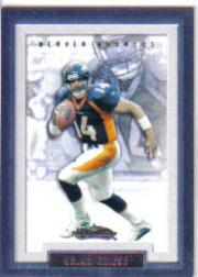2002 Fleer Showcase #52 Brian Griese