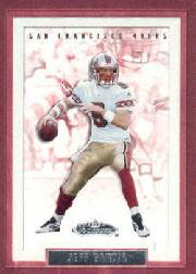 2002 Fleer Showcase #55 Jeff Garcia