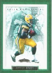 2002 Fleer Showcase #57 Ahman Green