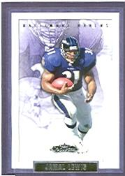 2002 Fleer Showcase #60 Jamal Lewis