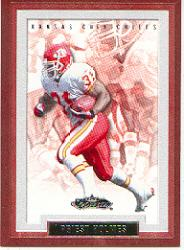 2002 Fleer Showcase #62 Priest Holmes