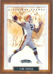 2002 Fleer Showcase #70 Tim Couch