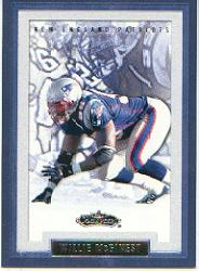 2002 Fleer Showcase #77 Willie McGinest