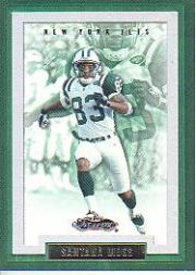 2002 Fleer Showcase #78 Santana Moss