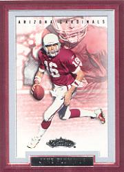 2002 Fleer Showcase #85 Jake Plummer