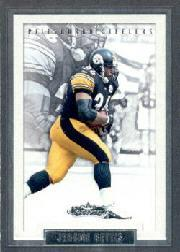 2002 Fleer Showcase #88 Jerome Bettis