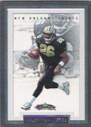 2002 Fleer Showcase #96 Deuce McAllister