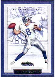 2002 Fleer Showcase #100 Mike McMahon