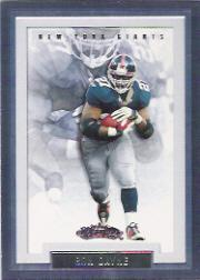 2002 Fleer Showcase #102 Ron Dayne