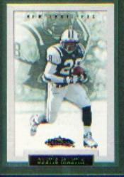 2002 Fleer Showcase #113 Curtis Martin