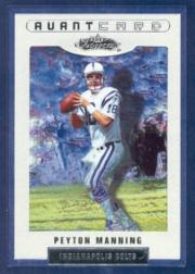 2002 Fleer Showcase #129 Peyton Manning AC