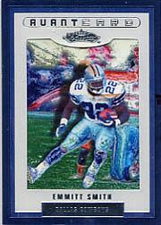 2002 Fleer Showcase #132 Emmitt Smith AC