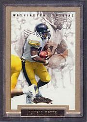2002 Fleer Showcase #152 Ladell Betts RC