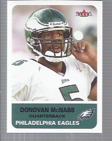 2002 Fleer Tradition #5 Donovan McNabb