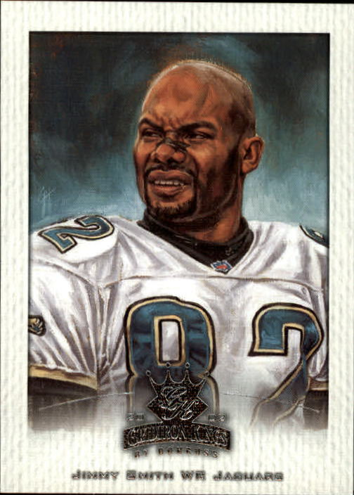 2002 Gridiron Kings #40 Jimmy Smith