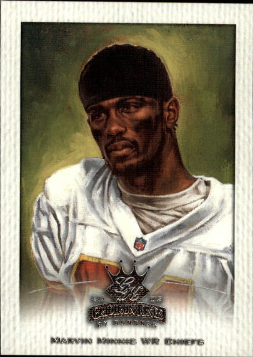 2002 Gridiron Kings #44 Snoop Minnis