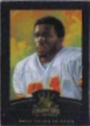 2002 Gridiron Kings Gold #43 Priest Holmes