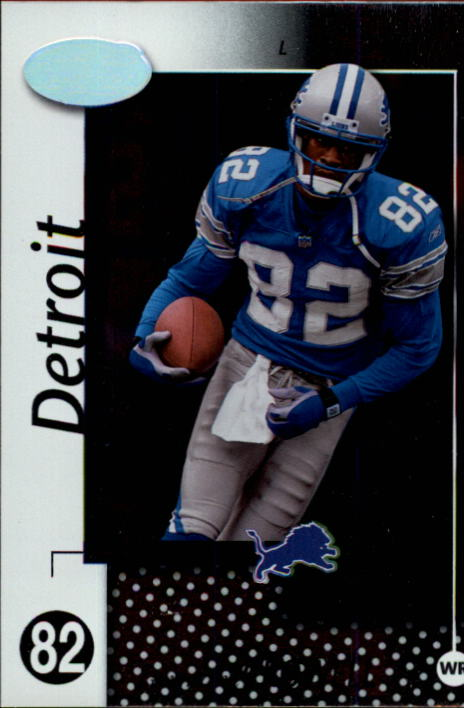 2002 Leaf Certified #28 Germane Crowell