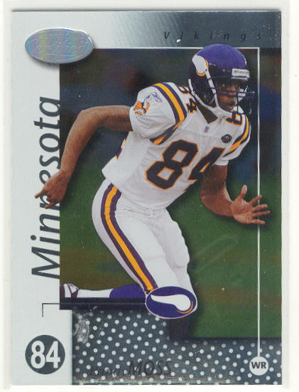 2002 Leaf Certified #50 Randy Moss