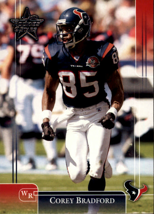 2002 Leaf Rookies and Stars #38 Corey Bradford