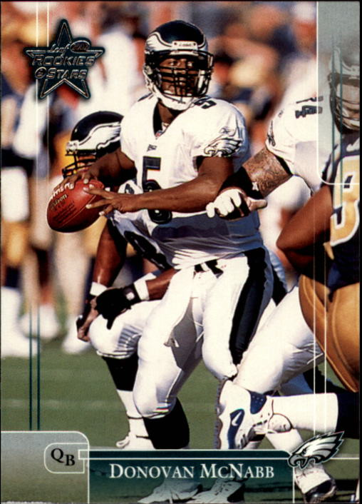 2002 Leaf Rookies and Stars #72 Donovan McNabb