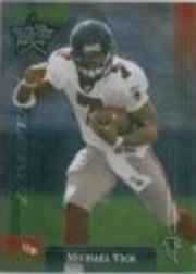 2002 Leaf Rookies and Stars Longevity #4 Michael Vick
