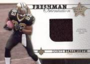 2002 Leaf Rookies and Stars Freshman Orientation Jerseys #FO20 Donte Stallworth