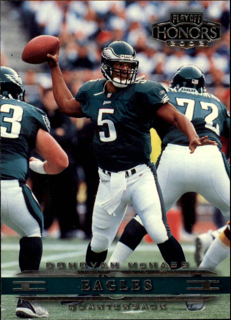 2002 Playoff Honors #71 Donovan McNabb