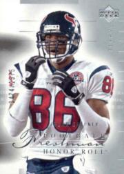 2002 Playoff Honors #211 Jabar Gaffney JSY RC