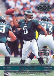 2002 Playoff Honors 10th Anniversary #71 Donovan McNabb