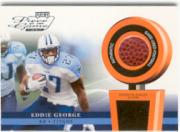 2002 Playoff Piece of the Game Materials #18F Eddie George FB