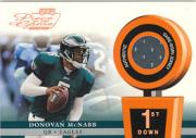 2002 Playoff Piece of the Game Materials 1st Down #16 Donovan McNabb