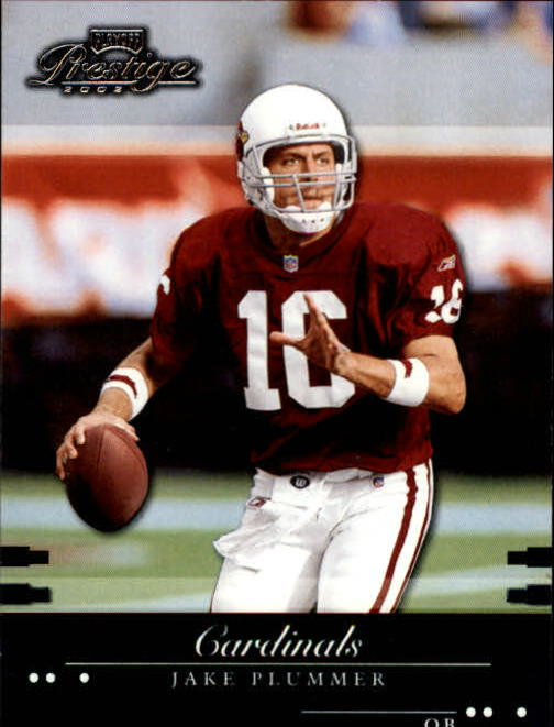 2002 Playoff Prestige #3 Jake Plummer