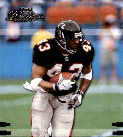 2002 Playoff Prestige #7 Maurice Smith