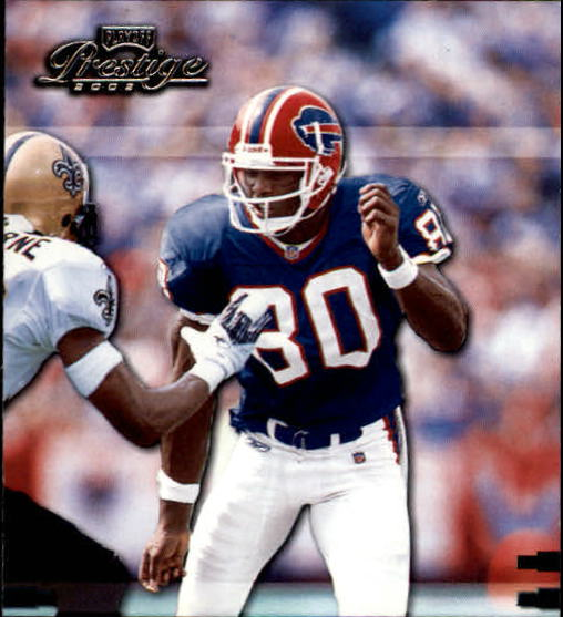 2002 Playoff Prestige #17 Eric Moulds