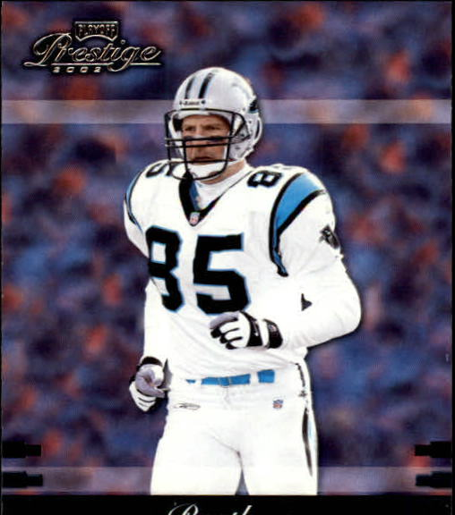 2002 Playoff Prestige #22 Wesley Walls