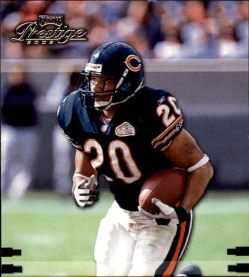 2002 Playoff Prestige #24 James Allen