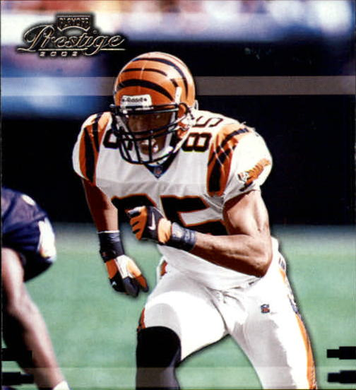2002 Playoff Prestige #31 Chad Johnson