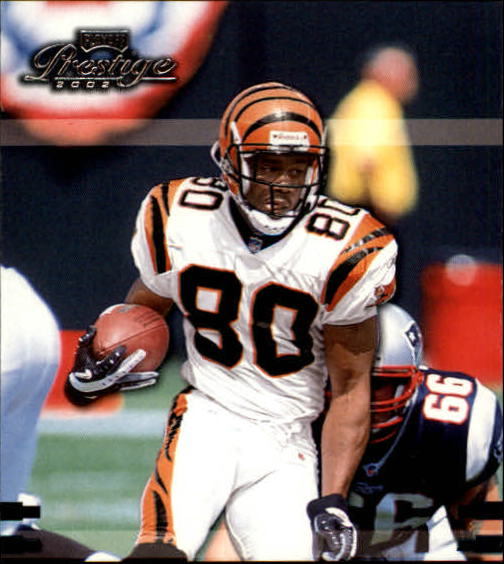 2002 Playoff Prestige #32 Peter Warrick