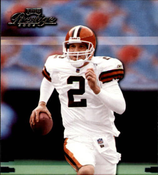 2002 Playoff Prestige #34 Tim Couch