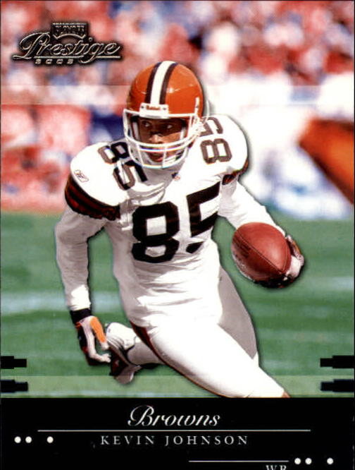 2002 Playoff Prestige #37 Kevin Johnson