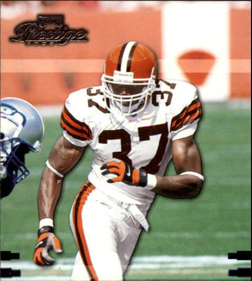 2002 Playoff Prestige #39 Anthony Henry