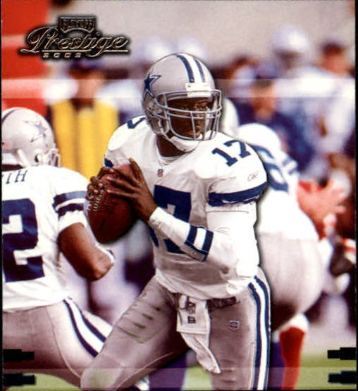 2002 Playoff Prestige #40 Quincy Carter