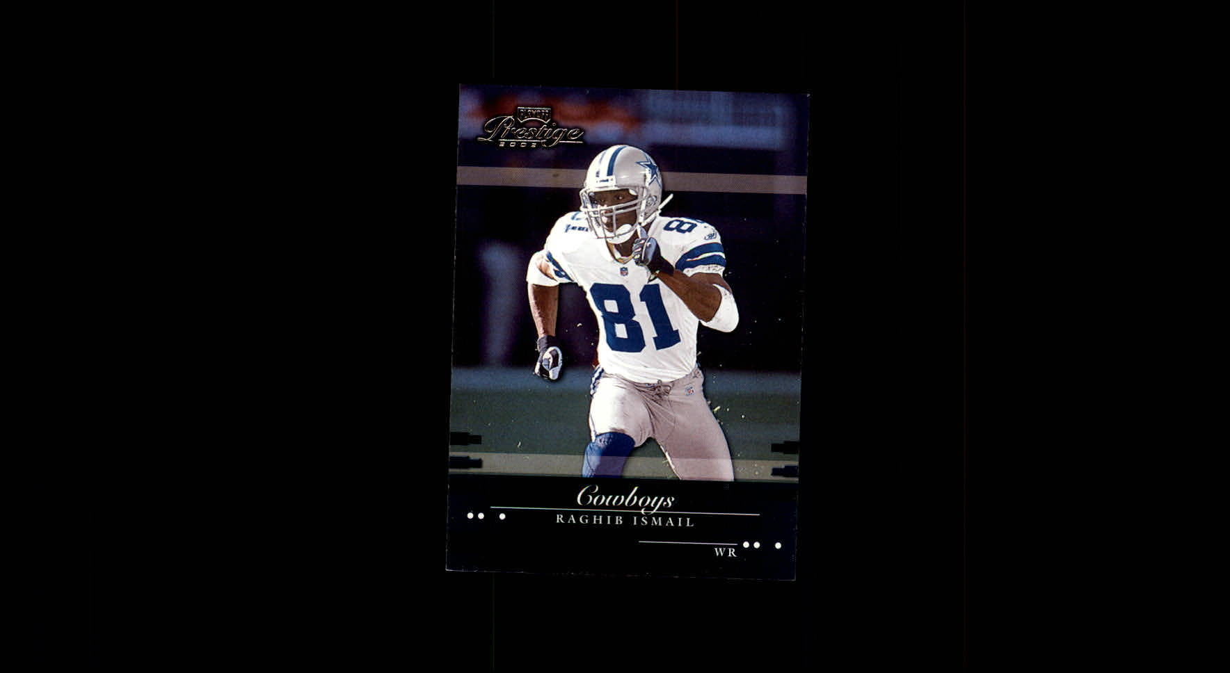 2002 Playoff Prestige #42 Rocket Ismail