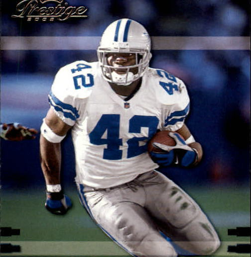 2002 Playoff Prestige #45 Troy Hambrick