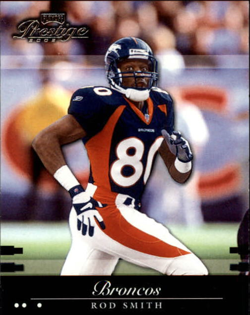 2002 Playoff Prestige #49 Rod Smith