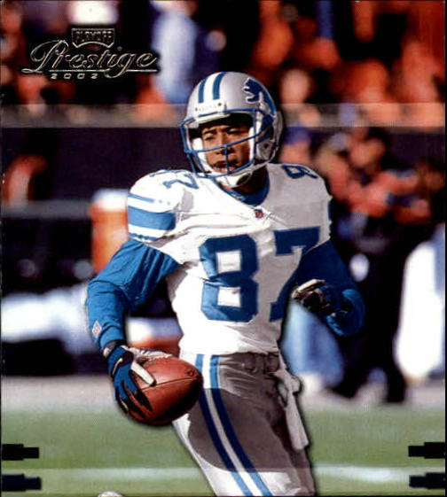 2002 Playoff Prestige #52 Johnnie Morton