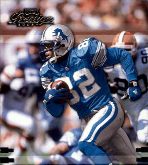 2002 Playoff Prestige #53 Germane Crowell